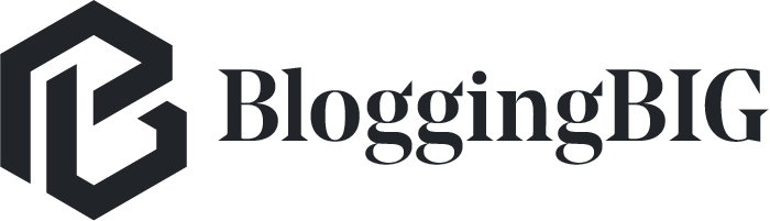 BloggingBIG Logo